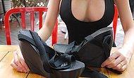 Mr. Robot Dizisinden Etkilenen Çinli Mühendisin Topuklu Ayakkabısına Gizledikleri