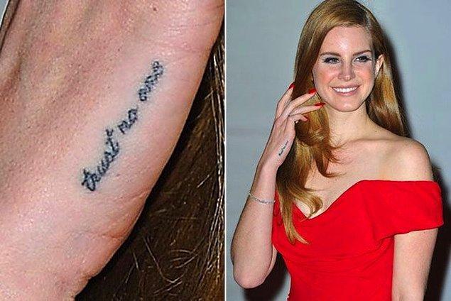 11. Lana Del Rey