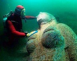Bin 200 Yıl Sonra Bulunan Mısır Şehri: Heracleion