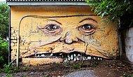Rus Sanatçının ''Yaşayan Duvarlar'' İsimli Mükemmel Projesi