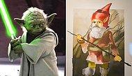 Ünlü Film Karakterlerinin Oldukça Farklı Görünen İlk Konsept Tasarımları