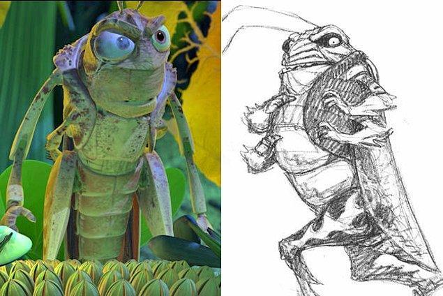 Hopper – A Bug's Life
