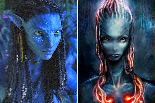 Neytiri – Avatar