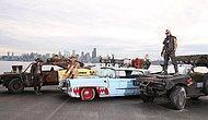 UBER, Mad Max Filminden Esinlenerek Hazırladığı Araçları Seattle'da Hizmete Sundu!
