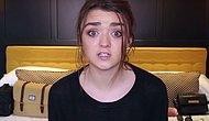 Arya Stark'ı Canlandıran Maisie Williams, YouTube Kanalında İlk Videosunu Yayınladı!