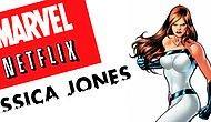 Marvel'ın Yeni Dizisi Jessica Jones'un Tanıtımı Yayınlandı