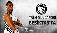 Beşiktaş, Tremmell Darden ile 1 Yıllık Sözleşme İmzaladı