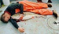 Ölüm riski taşıyan dünyanın en tehlikeli mesleği yengeç avcılığı