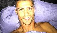 "Irina Shayk'tan Sonra Toparlanamayıp ""Aranmaya"" Başlayan Ronaldo'dan 23 Garip Selfie"
