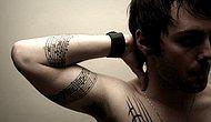 Kulağında Her Zaman Melodi Olanların Vücutlarında Her Zaman Olmasını İsteyeceği 47 Dövme