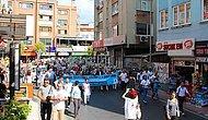 """Bakırköy Halkından """"Hastaneme, Ormanıma ve Bakırköy'e Dokunma"""" Eylemi"""
