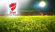 Ziraat Türkiye Kupası'nda 2. Tur Maçları Yarın Başlıyor