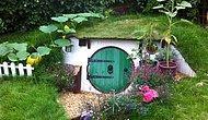 Bahçesindeki Unutulmuş Bir Köşeyi Şahesere Dönüştüren İngiliz Adam