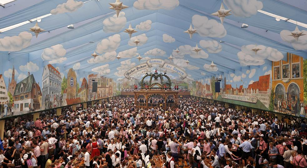10 Best Tents To Visit At Oktoberfest In Munich Escapehere & Best Oktoberfest Tents - Best Tent 2018