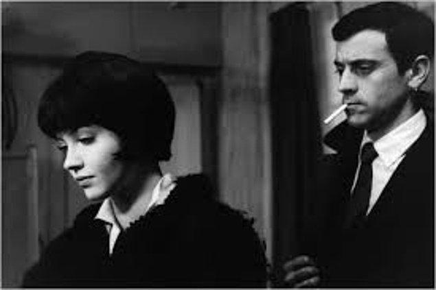 8. 8- Vivre sa vie (Hayatını Yaşamak) -1962