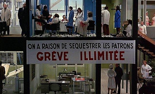 10. 10-Tout Va Bien (Herşey Yolunda) -1972