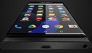Blackberry'nin Android Telefonu Priv Adıyla Gelecek