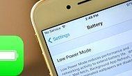 iOS 9 ile Gelen Düşük Güç Modu Gerçekten İşe Yarıyor mu?