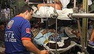 Yaralı Hacılar Türkiye'ye Getirildi