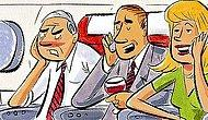 Her Uçakta Mutlaka Karşılaştığımız 13 Farklı İnsan Tipi