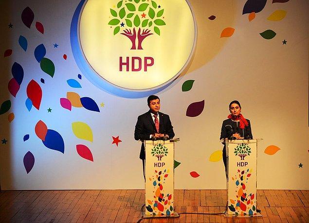 'HDP Eş Başkanlarıyla ilgili her türlü tehdit, hakaret ve linç, yargı tarafından soruşturulmamakta'