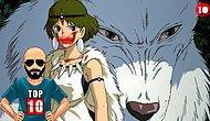 En İyi Hayao Miyazaki Filmleri Top 10