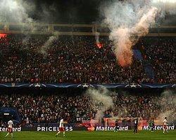 Benfica ve Atletico Madrid'e Ceza
