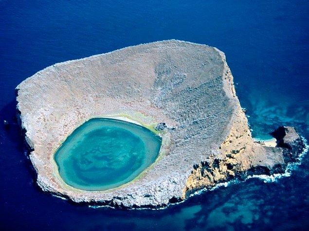 5. Galapagos Adaları (Ekvador)