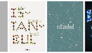 Dünyanın Bir Çok Yerinden Tasarımcının Hazırladığı 55 Muazzam İstanbul Tipografisi