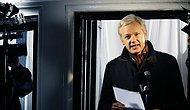 Londra Polisi 'Assange Nöbeti'ne Son Verdi