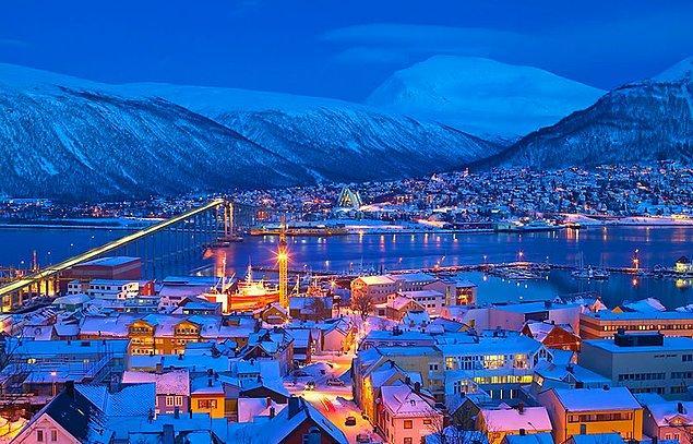Kanada - Norveç - Güney Kore!