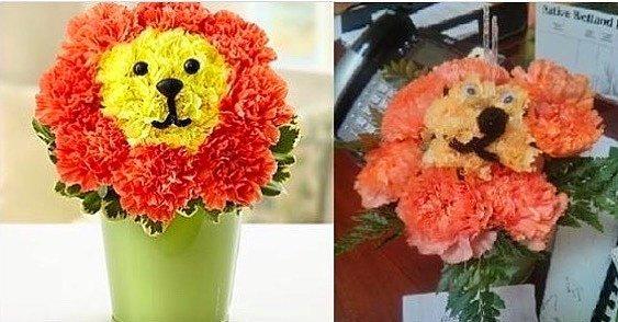 Вероятно, эти флористы повеселились на славу!