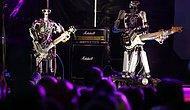 Robot Rock Grubu Compressorhead
