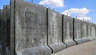 'Suriye Duvarı'nın İlk Etabı Tamam