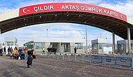 Gürcistan Sınırına Yeni Bir Sınır Kapısı Açıldı