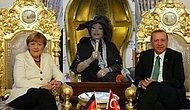 Erdoğan-Merkel Görüşmesinin Önüne Geçen Altın Varaklı Koltuklar Hakkında Söyleyecek Şeyi Olan 18 Kişi