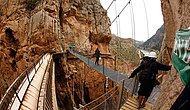 Adrenalin Bağımlılarının Seyahat Rotası: Dünyanın En Tehlikeli Geçiti El Caminito del Rey Yeniden Açıldı!