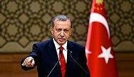 Erdoğan'dan Merkel'e Mektup Yazan Akademisyenlere 'Mankurt' Benzetmesi