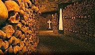 Hazır Paris'e Gitmişken Burayı da Göreyim Diyeceğiniz Yer: Catacombes de Paris