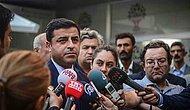 Demirtaş: 'İçişleri Bakanı Haddini Bilmeli'