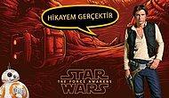 Star Wars VII Yeni Fragman! Kim bu Kylo Ren?