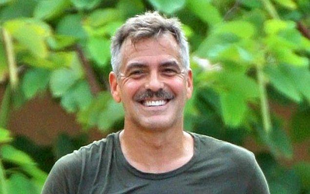 16. Abdullah Gül - George Clooney