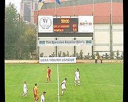 Galatarasaray 11 Gol Yedi, Kimse Olan Bitene İnanamadı