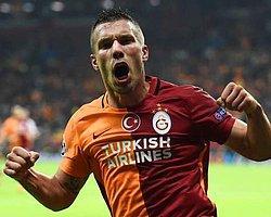 "Podolski: ""Bu maç küçük bir finaldi"""