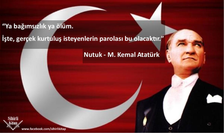 29 ekim sözleri atatürk facebook