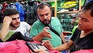 Güney Asya'da bir Konya'lı Pazarlığı