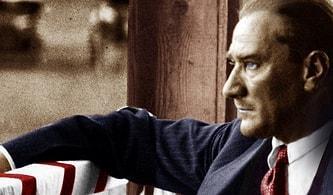 Atatürk'ün Ölümsüz Eseri Nutuk'tan Tarihe ve Geleceğe Işık Tutan 17 Alıntı