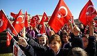 Fotoğraflarla Cumhuriyet'in 92. Yılı Kutlamaları