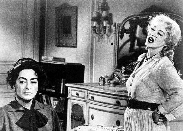 14. Whatever Happened to Baby Jane? / Küçük Bebeğe Ne Oldu? (1962)