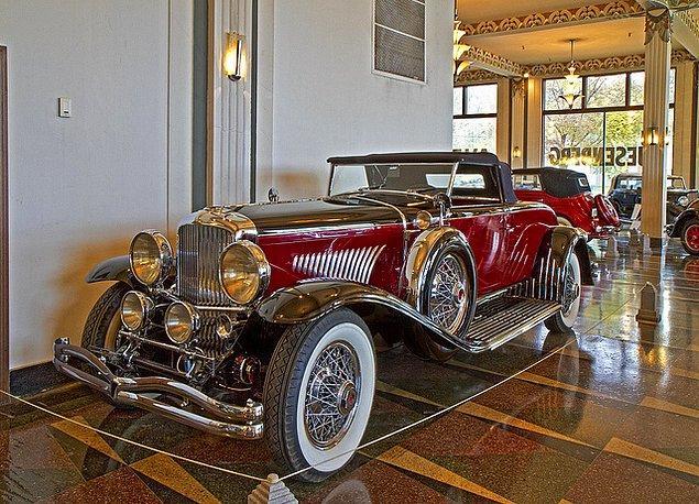 1931 Duesenberg Model J - $10,340,000